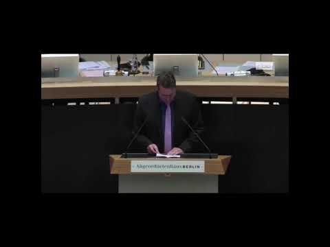 """Plenarrede zum Antrag """"Paul von Hindenburg von der Ehrenbürgerliste streichen"""""""