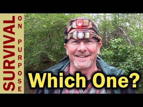 UCO Air and Vapor Rechargeable Headlamp Review – Retro Cool!