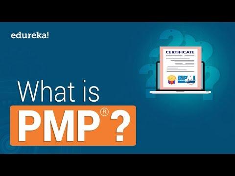 What is PMP® | PMP® Certification Training | Edureka