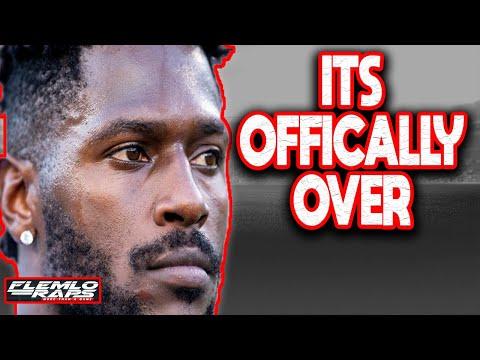 Antonio Brown's NFL Career is Over! (Rant)