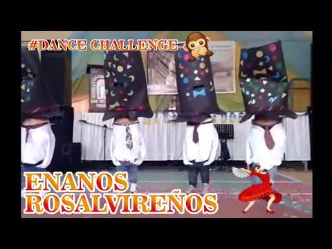 BAILE DE LOS ENANOS ROSALVERIÑOS