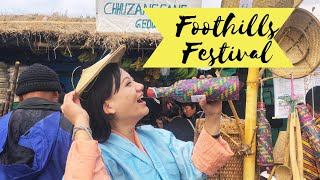 preview picture of video 'FOOTHILLS FESTIVAL'