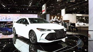 2019 Toyota Avalon - 2018 Detroit Auto Show