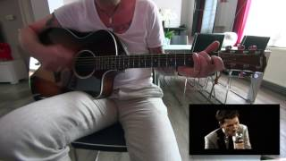 Cover guitare - U Turn-Lili (Aaron)