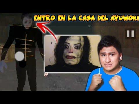 ENTRO EN LA CASA DELAYUWOKI EL JUEGO PARA ANDROID|Ayuwoki