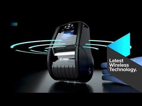 Zebra ZQ600 Mobile Label Printer Series video thumbnail