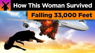 How A Woman Survived Falling 33,000 Feet Without A Parachute