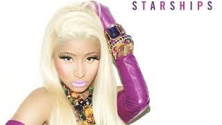 Nicki Minaj - Starships (speed up-kid version)
