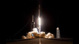 video: SpaceX launches astronauts in a reused rocket for first time - live updates