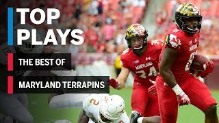 The Best of Maryland Terrapins: 2018 Mid-Season Highlights | Big Ten Football