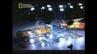 Наука катастроф - Автомобили
