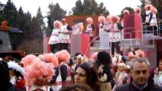 preview picture of video 'Carnevale CivitaCastellana 2010'