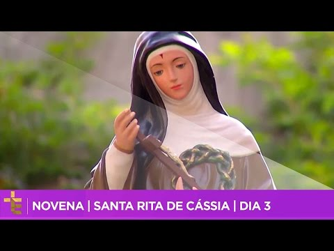 NOVENA | SANTA RITA DE CÁSSIA | DIA 5