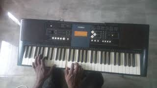 SINACH I WORSHIP You With All Of My Heart Piano Tutorial