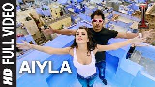 'Aiyla' FULL VIDEO Song 'I'   A. R. Rahman   Shankar, Chiyaan Vikram, Amy Jackson