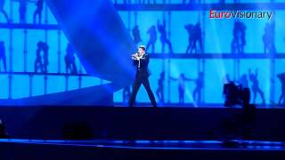 Donny Montell - Love is Blind - Eurovision Song Contest - Lithuania 2012 - Semi-final 2