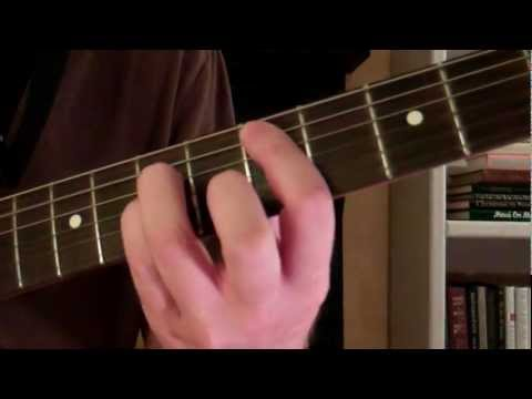 How To Play the D5 Power Chord On Guitar (lesson and demo)