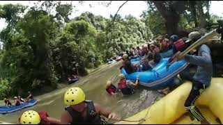 Рафтинг на Пхукете (Phuket Rafting). Панорамное видео (360 градусов)