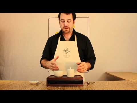 How to use a Professional Tea Tasting Set | Tea Cupping Set