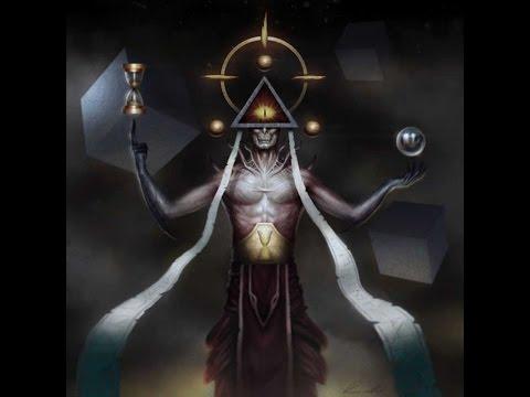 Черная магия метки