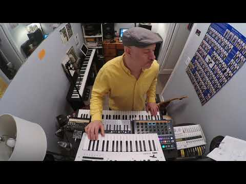 NYC Hammond Organist, Brian Charette: Time Piece online metal music video by BRIAN CHARETTE