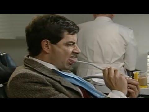 Mr Bean Vs El Dentista
