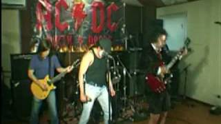 Dirty Deeds AC/DC Cover - Hard As A Rock