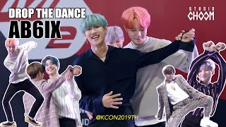 [DROP THE DANCE] AB6IX | 움직여(Move)  MIC DROP  Senorita  NEVER  BREATHE Etc. @KCON19TH