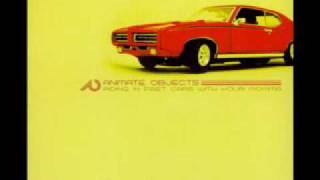 Animate Objects - Slow