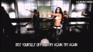 Aaliyah - Try Again w/Lyrics [MUSIC VIDEO]