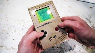Restoring The Original Gameboy   Retroration Project