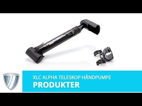 XLC teleskop mini pumpe Alpha video
