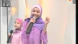 Indahnya Pelangi  Voices Of UMMI Live In Wanita Hari Ini