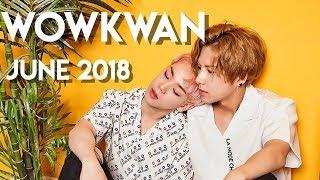 [RE-UPLOAD] Wowkwan Cute Moments - June 2018 (A.C.E Wow/Byeongkwan)