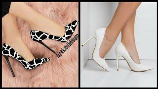 High Heel_glamorous High Heel Pump Shoes For Women