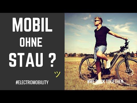 "TEST: E-BIKE / PEDELEC ""KALKHOFF"" ohne Fahrradkette!  ツ #EBike #Pedelec | www.MaxGreen.Info P"