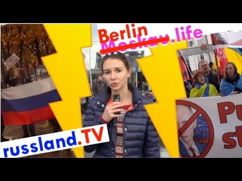 Putin in Berlin – Berlin in Putin [Video]