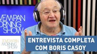 Entrevista Completa Com Boris Casoy