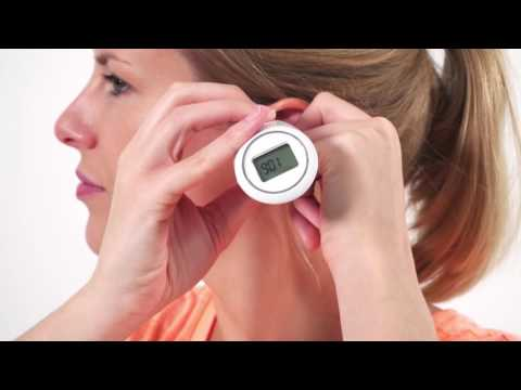 Ohr-/Stirnthermometer