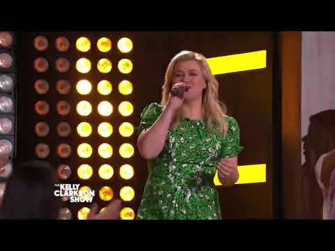 If I Can't Have You|Kelly Clarkson show|