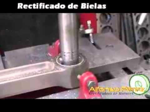 Rectificadora Alfonso Perez   Circulo de Biela