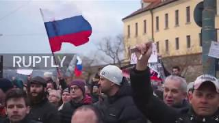 Slovakia: Thousands demand fresh elections after journalist death
