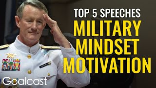"""TOP 5 EPIC MILITARY SPEECHES 