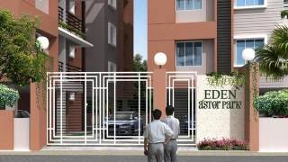 preview picture of video 'Eden Astor Park - E M Bypass, Kolkata'