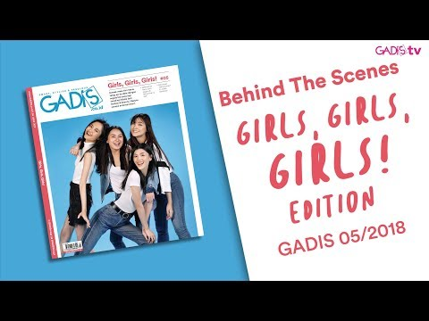 Behind The Scenes: Cover GADIS 05/2018