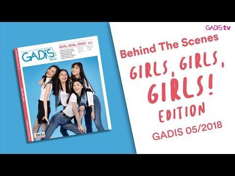 Behind The Scenes: Cover GADIS 05/2018
