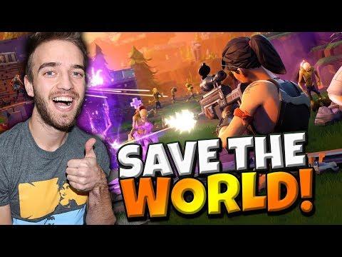 KOUPIL JSEM SI Save The World!