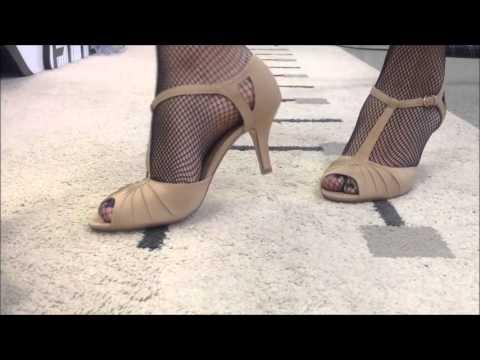 High Heels, housework _ Love Anna