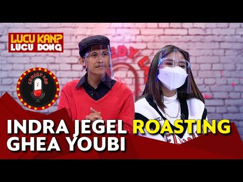 Indra Jegel Roasting Ghea Youbi - COMEDY LAB