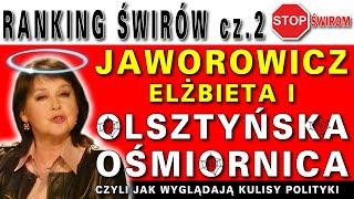 Jaworowicz. Ranking świrów, cz. 2. Olsztyńska Ośmiornica